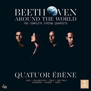 Beethoven-cpl. String Quartets - QUATUOR EBENE