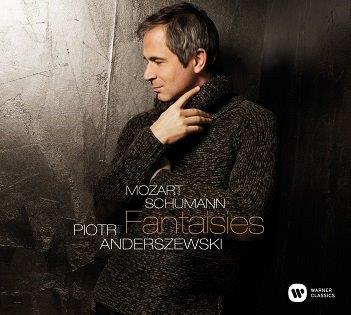 ANDERSZEWSKI, PIOTR - FANTAISIES -CD+DVD-