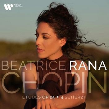 RANA, BEATRICE - CHOPIN ETUDES OP. 25 - 4