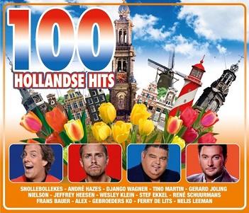 V/A - 100 HOLLANDSE HITS (2019)