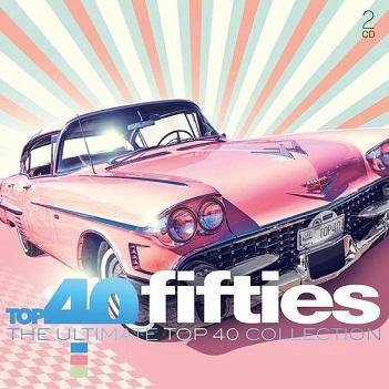 V/A - TOP 40 - FIFTIES -DIGI-