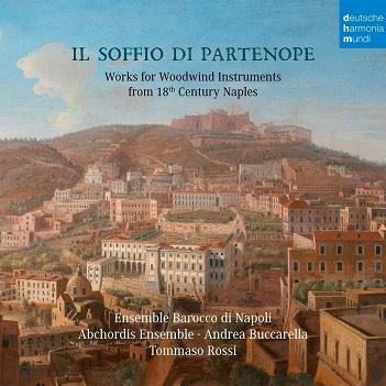 ENSEMBLE BAROCCO DI NAPOL - IL SOFFIO DI PARTENOPE..