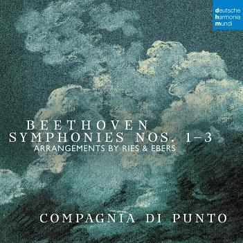 COMPAGNIA DI PUNTO - BEETHOVEN: SYMPHONIES NOS