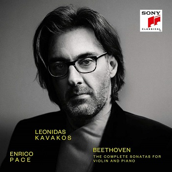 KAVAKOS, LEONIDAS & ENRICO PACE - BEETHOVEN: THE COMPLETE..