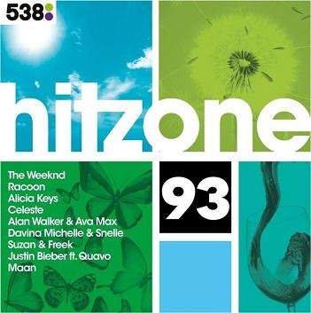 V/A - HITZONE 93