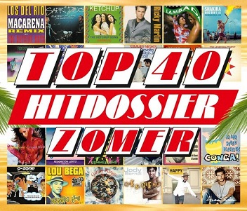 V/A - TOP 40 HITDOSSIER - ZOMER