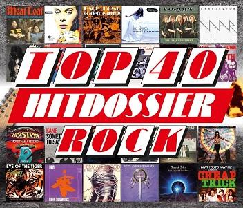 V/A - TOP 40 HITDOSSIER - ROCK