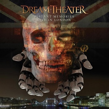 DREAM THEATER - DISTANT MEMORIES..-CD+DVD