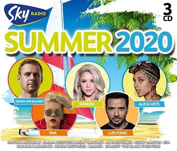 Various Artist - SKY RADIO SUMMER 2020