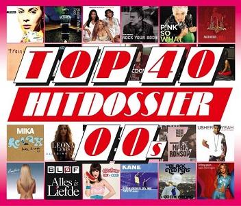 V/A - TOP 40 HITDOSSIER - 00'S