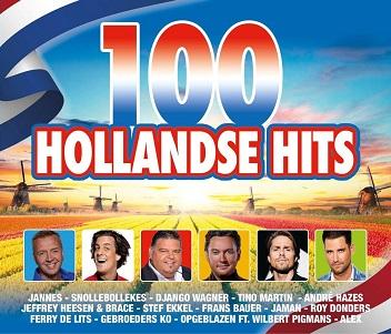 V/A - 100 HOLLANDSE HITS - 2020