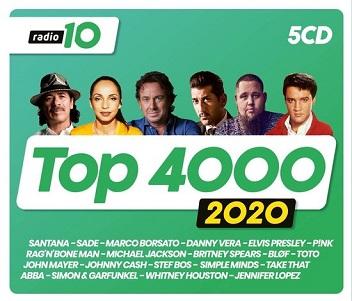 V/A - RADIO 10 TOP 4000 (2020)