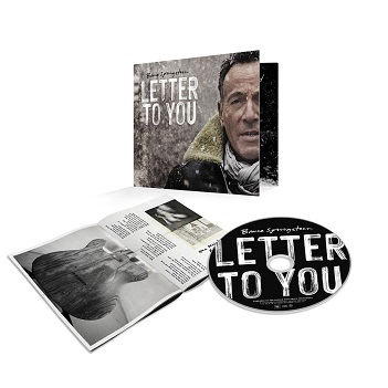 SPRINGSTEEN, BRUCE & THE E STREET BAND - LETTER TO YOU -DIGI-