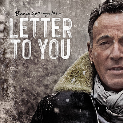 Bruce Springsteen & E Street Band - LETTER TO YOU (COLOURED)