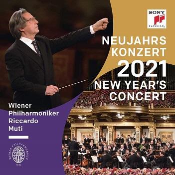 WIENER PHILHARMONIKER - NEW YEAR'S CONCERT 2021