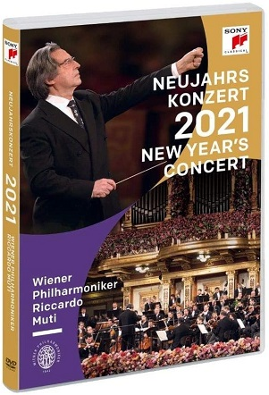 WIENER PHILHARMONIKER - NEW YEAR'S CONCERT 2021