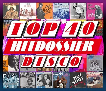 V/A - TOP 40 HITDOSSIER - DISCO