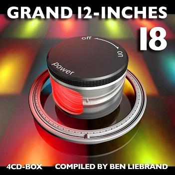 LIEBRAND, BEN - GRAND 12.. -BOX SET-
