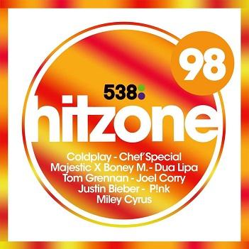 V/A - HITZONE 98