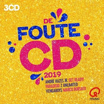 V/A - FOUTE CD VAN QMUSIC 2019
