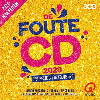 V/A - DE FOUTE CD VAN QMUSIC..