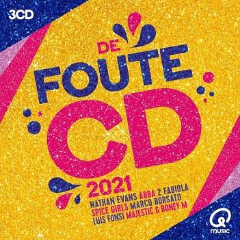 V/A - FOUTE CD VAN QMUSIC 2021