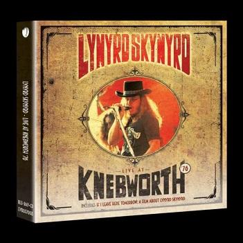 LYNYRD SKYNYRD - LIVE AT.. -DVD+CD-