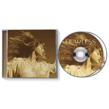 Taylor Swift - FEARLESS Taylors  version