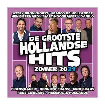 V/A - HOLLANDSE HITS ZOMER 2021
