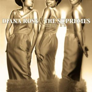 ROSS, DIANA & THE SUPREME - NO.1'S -24TR-