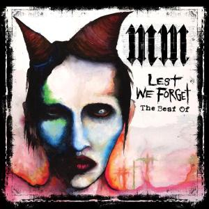 MARILYN MANSON - LEST WE FORGET -BEST OF