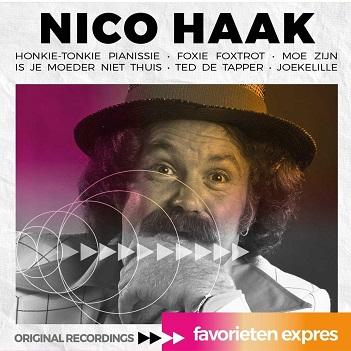 HAAK, NICO - FAVORIETEN EXPRES