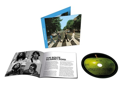 BEATLES - ABBEY ROAD -ANNIVERS-