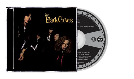 BLACK CROWES - SHAKE YOUR.. -ANNIVERS-