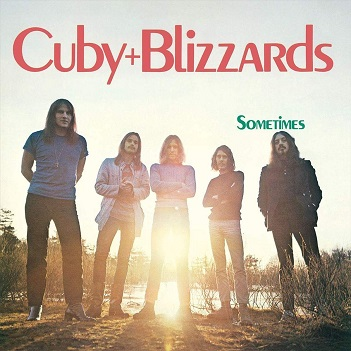 CUBY & BLIZZARDS - SOMETIMES -COLOURED/HQ-