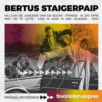 STAIGERPAIP, BERTUS - FAVORIETEN EXPRES