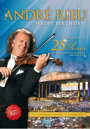 RIEU, ANDRE - HAPPY BIRTHDAY!