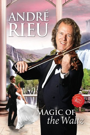 RIEU, ANDRE - MAGIC OF THE WALTZ