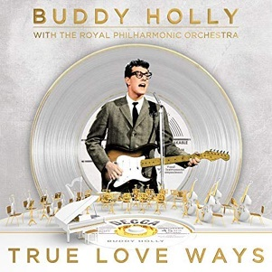 HOLLY, BUDDY / ROYAL PHIL - TRU LOVE ALWAYS