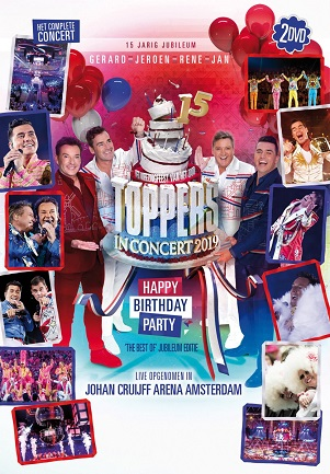 TOPPERS - TOPPERS IN CONCERT 2019..