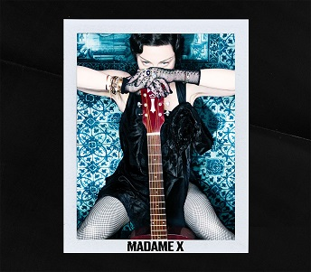 MADONNA - MADAME X -DELUXE-