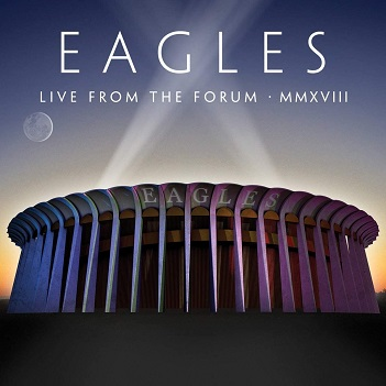 EAGLES - LIVE FROM THE.. -CD+DVD-