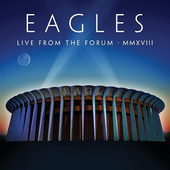 EAGLES - LIVE FROM THE.. -CD+BLRY-