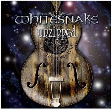 WHITESNAKE - UNZIPPED... THE LOVE..