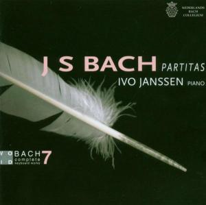 BACH, J.S. - PARTITAS Nos. 1-6, BWV825-830