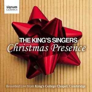 KING'S SINGERS - CHRISTMAS PRESENCE