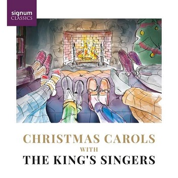 KING'S SINGERS - CHRISTMAS CAROLS WITH..