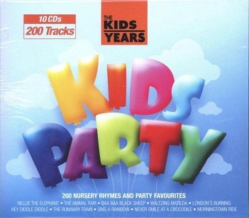 C.R.S. PLAYERS - KIDS YEARS - KIDS PARTY