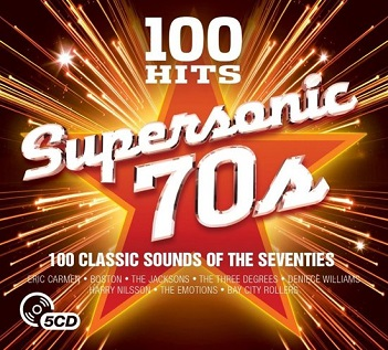 V/A - 100 HITS - SUPERSONIC 70S