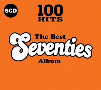 V/A - 100 HITS - THE BEST 70S